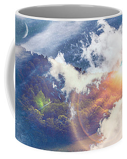Journey To Another Dimension Coffee Mug