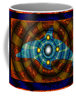 Journey To The Center II Coffee Mug