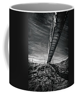 Journey To The Centre Of The Earth Coffee Mug