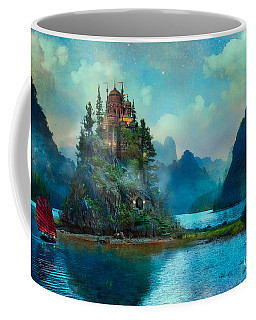 Journeys End Coffee Mug