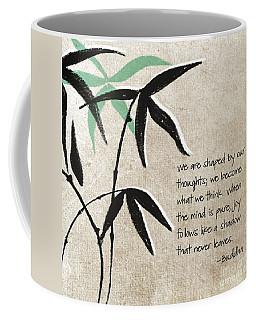 Tree Mixed Media Coffee Mugs