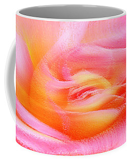 Joy - Rose Coffee Mug