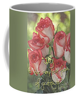 Joyful Gratitude Coffee Mug