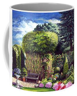 Joy's Garden Coffee Mug