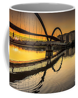 Jubia Bridge Naron Galicia Spain Coffee Mug