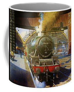 Jubilee 4.6.0 At Liverpool Lime Street. Coffee Mug