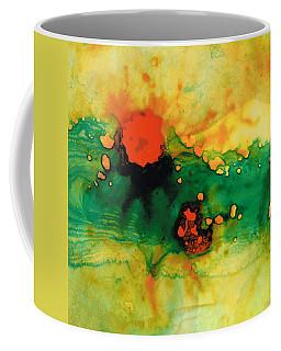 Jubilee - Abstract Art By Sharon Cummings Coffee Mug