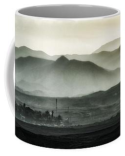 Judean Wilderness 2 Coffee Mug