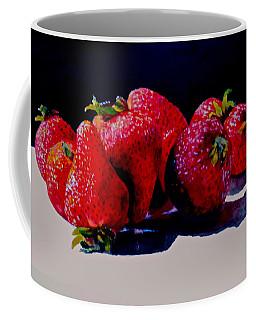 Juicy Strawberries Coffee Mug