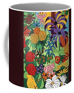 July Garden Coffee Mug