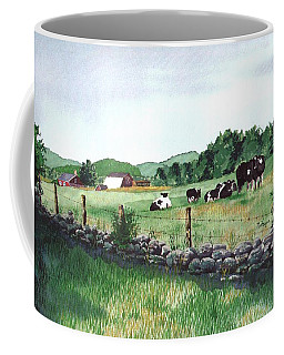 July Morning Eastern Connecticut Coffee Mug