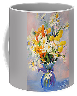 July Summer Arrangement  Coffee Mug