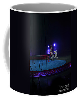 Coffee Mug featuring the photograph Jumprope With Fido by Robert Meanor
