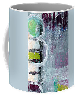 Junction- Abstract Expressionist Art Coffee Mug