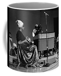 June Tyson 1968 Coffee Mug