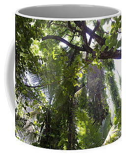 Jungle Canopy Coffee Mug