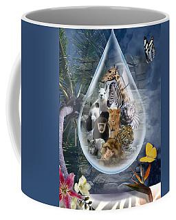 Jungle Drop Coffee Mug