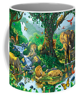 Jungle Harmony Coffee Mug
