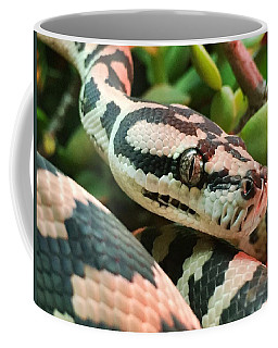 Jungle Python Coffee Mug