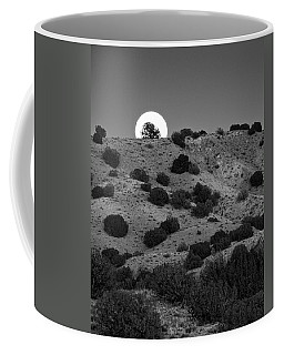 Juniper At Moonrise Coffee Mug