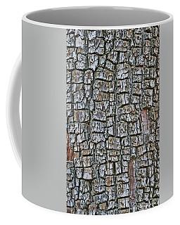 Juniper Bark- Texture Collection Coffee Mug by Tom Janca