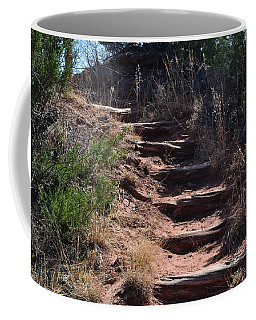 Juniper Ridge Steps Coffee Mug