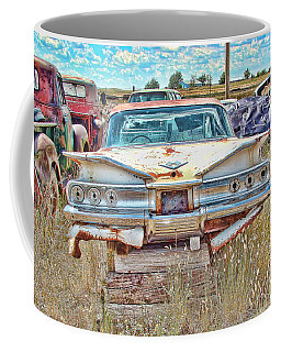 Junkyard Series 1960's Chevrolet Impala Coffee Mug