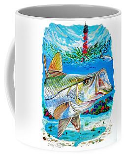 Jupiter Snook Coffee Mug
