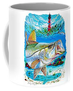 Jupiter Snook Coffee Mug