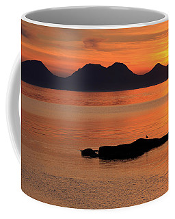 Jura Sunset Coffee Mug