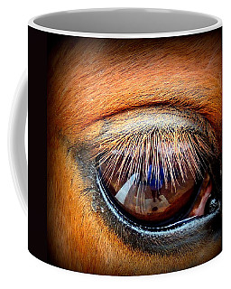 Just A Reflection Coffee Mug