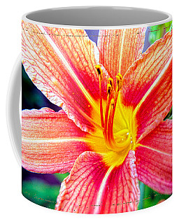 Just Another Day Lilly Coffee Mug