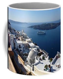 Just Beautiful Blues And Whites Coffee Mug