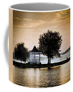 Just Before Sunrise Coffee Mug by Kerri Farley