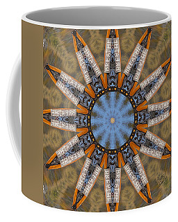 Coffee Mug featuring the photograph Just Breathe by Betty Denise