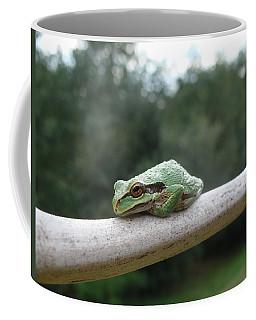 Just Chillin' Coffee Mug by Cheryl Hoyle