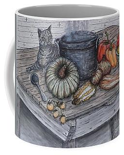 Just Curious Coffee Mug