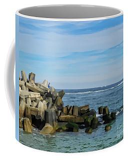 Just Fishin' Coffee Mug