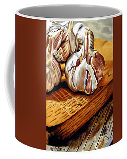 Just Garlic Coffee Mug