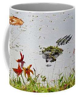 Coffee Mug featuring the photograph Just Hanging Out by Cynthia Guinn