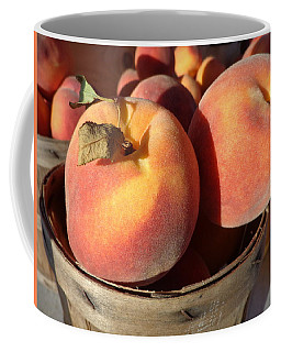Just Peachy Coffee Mug