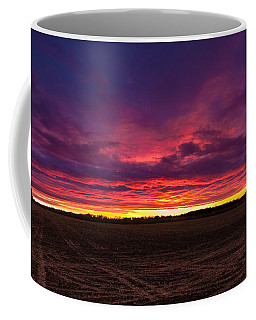 Coffee Mug featuring the photograph Just Planted  by Lars Lentz