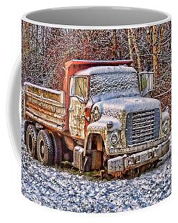 Just Worn Out Coffee Mug