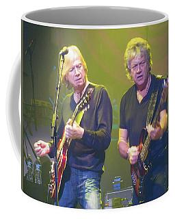 Justin Hayward And John Lodge Coffee Mug