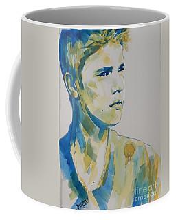 Justin Bieber Coffee Mug