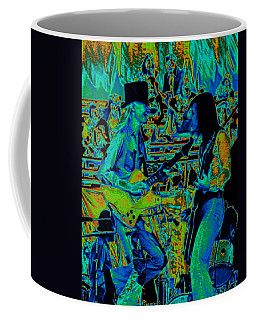 Jwinter #5 Enhanced Colors 1 Coffee Mug