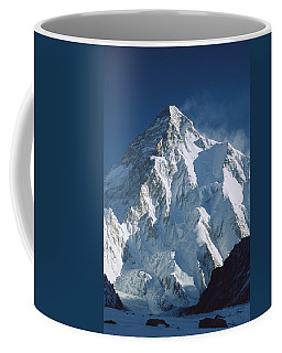 K2 At Dawn Pakistan Coffee Mug
