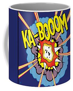 Ka-boom 2 Coffee Mug