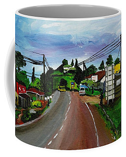 Kaihura Trading Center Coffee Mug