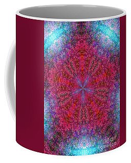 Coffee Mug featuring the photograph Kaleidoscope 2 by Robyn King